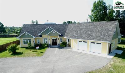 Fairbanks AK Single Family Home For Sale: $800,000