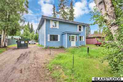 Fairbanks AK Multi Family Home For Sale: $289,900