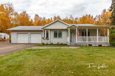 Fairbanks AK Single Family Home For Sale: $398,000