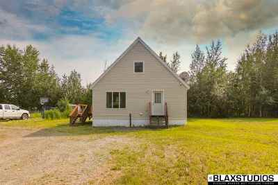 North Pole, Fairbanks, Ester, Salcha Rental For Rent: 2434 Tanana Drive