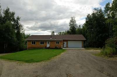 Fairbanks AK Single Family Home For Sale: $375,000