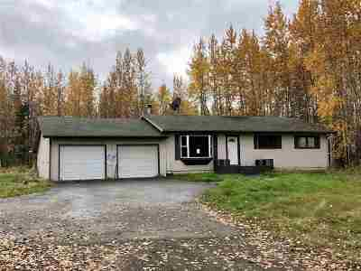 North Pole AK Single Family Home For Sale: $149,900