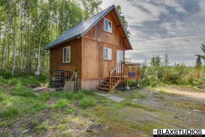 North Pole, Fairbanks, Ester, Salcha Rental For Rent: 560 Moose Trot Avenue