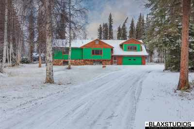 North Pole AK Single Family Home For Sale: $324,900