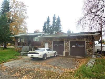 Fairbanks AK Duplex For Sale: $115,000