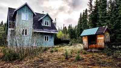 Fairbanks AK Single Family Home For Sale: $32,000