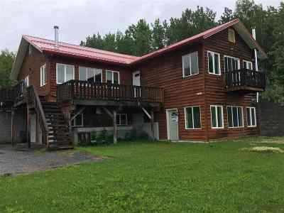 Fairbanks AK Single Family Home For Sale: $139,000