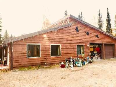 North Pole,  Fairbanks, Ester, Salcha Single Family Home For Sale: 2013 Plack Road