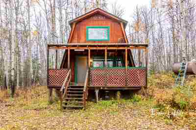 Fairbanks AK Single Family Home For Sale: $104,900