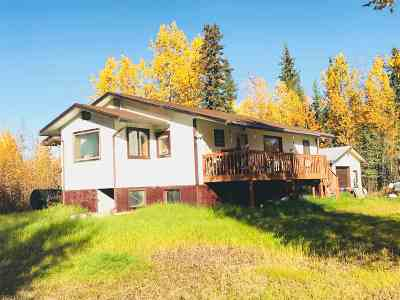 North Pole AK Single Family Home For Sale: $169,950