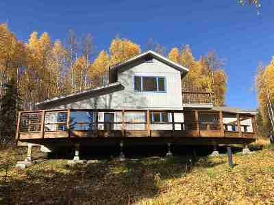 Fairbanks AK Single Family Home For Sale: $260,000