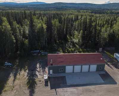 Fairbanks AK Single Family Home For Sale: $630,000