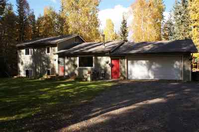 North Pole, Fairbanks, Ester, Salcha Rental For Rent: 3198 Storey Drive