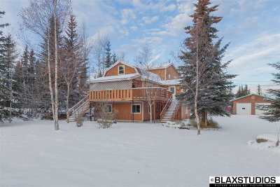 North Pole,  Fairbanks, Ester, Salcha Single Family Home For Sale: 2510 Badger Road
