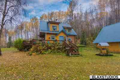 Fairbanks Single Family Home For Sale: 1179 Violet Drive
