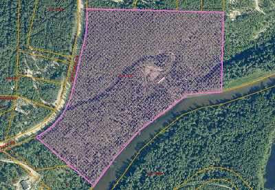 Fairbanks Commercial Lots & Land For Sale: 5090 Haystack Drive