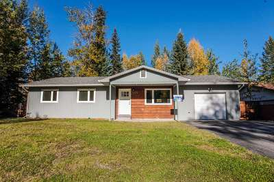 Fairbanks AK Single Family Home For Sale: $225,000