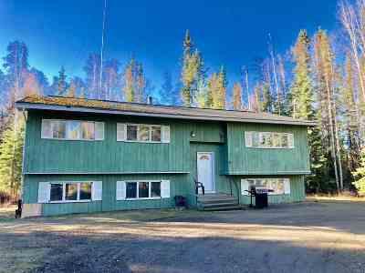 North Pole Duplex For Sale: 1125 Williams Road