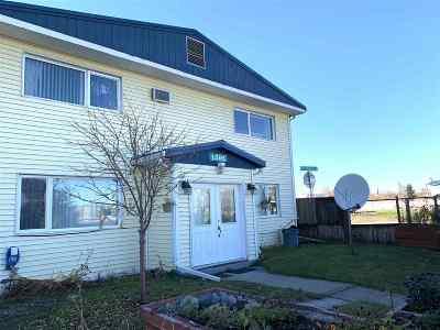 Duplex For Sale: 1316 Lathrop Street