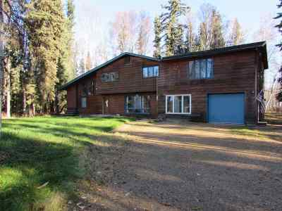 North Pole Single Family Home For Sale: 2106 Flight Street