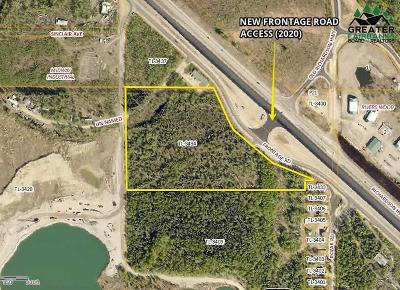 North Pole Commercial Lots & Land For Sale: Nhn Rozak Road