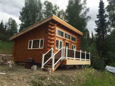 Fairbanks Single Family Home For Sale: Nhn Blackberry Drive