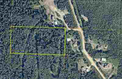 Ester Residential Lots & Land For Sale: Nhn Old Ridge Trail
