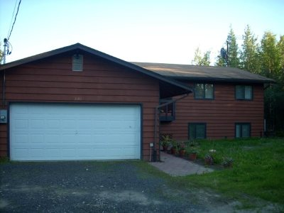North Pole, Fairbanks, Ester, Salcha Rental For Rent: 1141 Stobie Road