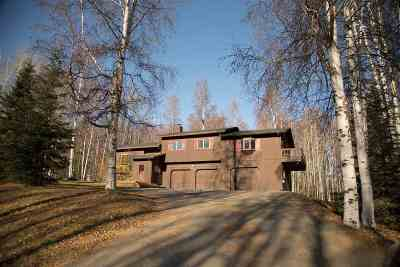 Fairbanks AK Single Family Home For Sale: $299,100