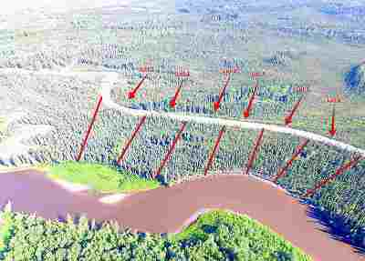 North Pole Residential Lots & Land For Sale: Nhn Chena Bend Drive