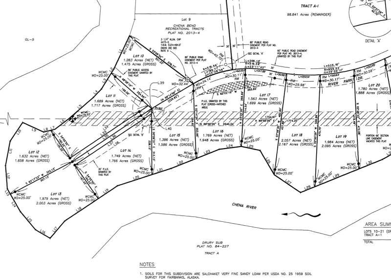 Lot 18 River Park Drive, North Pole, AK 99705 - Listing #:138920
