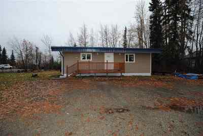 Fairbanks Single Family Home For Sale: 1714 Marika Road