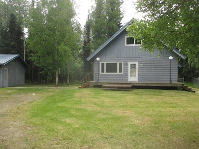 Fairbanks Single Family Home For Sale: 6999 Chena Hot Springs Road