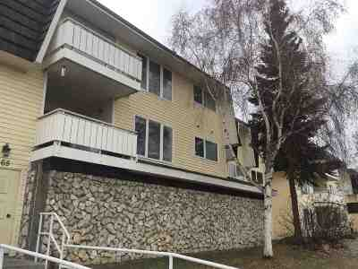 Fairbanks Condo/Townhouse For Sale: 665 10th Avenue