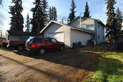 Fairbanks AK Single Family Home For Sale: $234,900