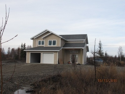North Pole AK Single Family Home For Sale: $325,000