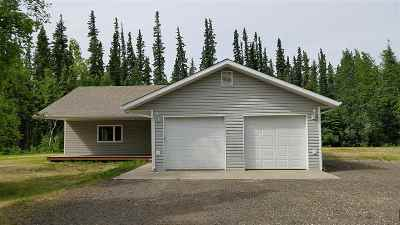 North Pole, Fairbanks, Ester, Salcha Rental For Rent: 1735 Brock Road