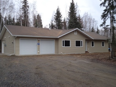 North Pole AK Single Family Home For Sale: $269,900