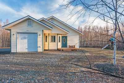 North Pole AK Single Family Home For Sale: $197,900