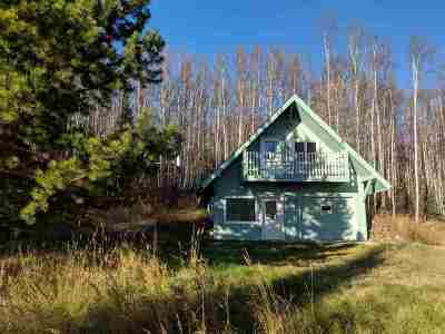 Fairbanks AK Single Family Home For Sale: $95,000