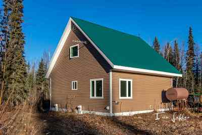 North Pole AK Single Family Home For Sale: $179,000