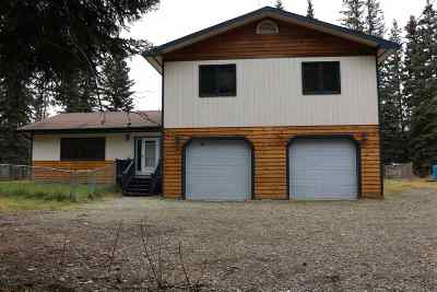 NORTH POLE Single Family Home For Sale: 2995 Glide Court