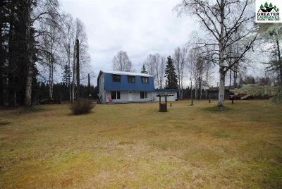 North Pole AK Single Family Home For Sale: $234,000