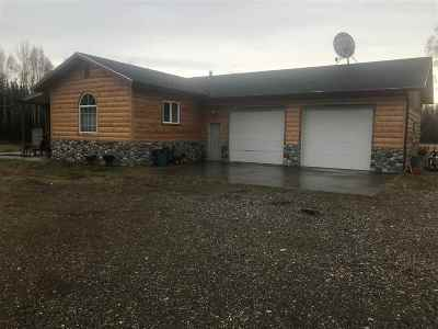 North Pole AK Single Family Home For Sale: $330,000