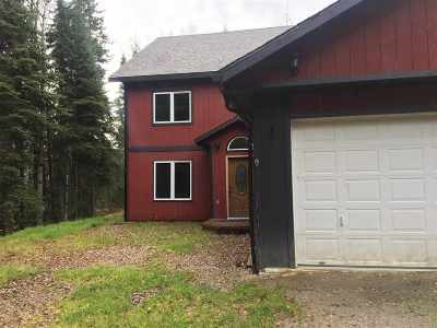 North Pole, Fairbanks, Ester, Salcha Rental For Rent: 1595 Drouin Road