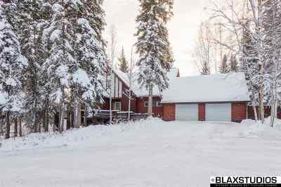 Fairbanks Single Family Home For Sale: 945 Haman Street