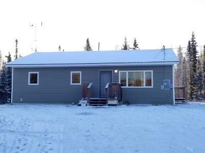 North Pole, Fairbanks, Ester, Salcha Rental For Rent: 3913 Lyle Avenue