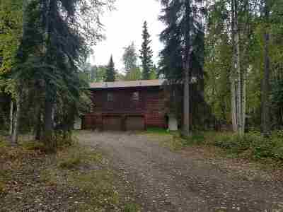 North Pole, Fairbanks, Ester, Salcha Rental For Rent: 3445 Jeremy Lane