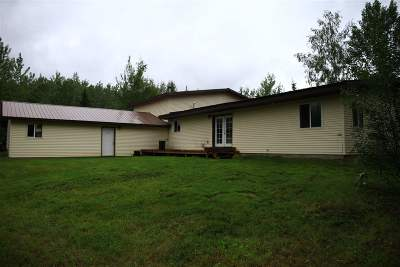 Fairbanks Single Family Home Pending-Contingency: 250 Litvins Street