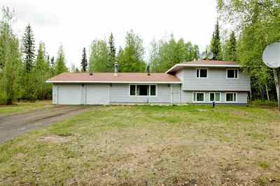 North Pole AK Single Family Home For Sale: $234,700
